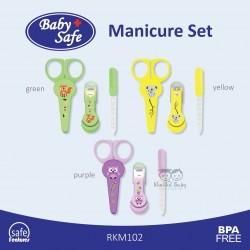 Baby Safe - Manicure Set RKM102