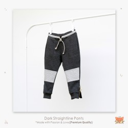 Little Jack - Dark Straightline Pant