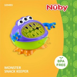 Nuby - Monster Snack Keeper (103493)