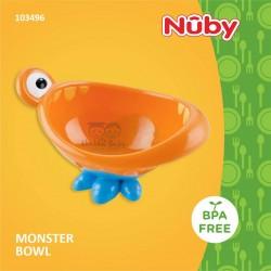 Nuby - Monster Bowl (103496)
