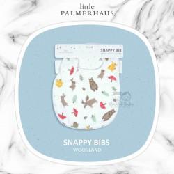 Little Palmerhaus - Snappy Bibs - Woodland