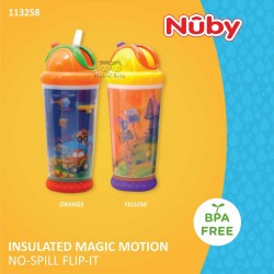 Nuby - Insulated Magic Motion No-Spill Flip-it (113258)