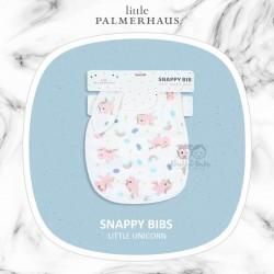 Little Palmerhaus - Snappy Bibs - Little Unicorn