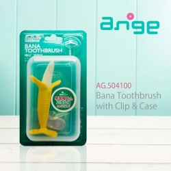 Ange - Bana Toothbrush with Clip and Case