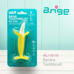 Ange - Banana Toothbrush Teether