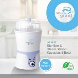 Little Giant - Sterilizer+steam station (LG 4907)