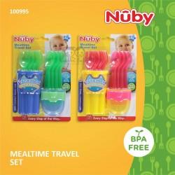 Nuby - Mealtime Travel Set (100995)