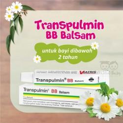 Transpulmin BB Balsam 10Gram