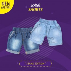 Jobel - Short Pants (2 pcs/pack) - Jeans Edition