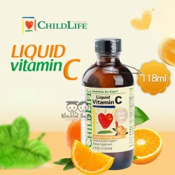 ChildLife - Liquid Vitamin C - 118.5ML