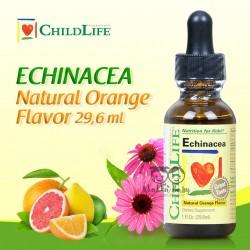 ChildLife - Echinacea - Natural Orange Flavor - 29.6 ML