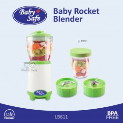 Baby Safe - Baby Rocket Blender LB611