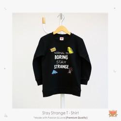Little Jack - Stay Strange Long T-shirt