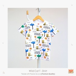 Little Jack - Wild Cat T-shirt