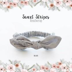 Sweet Striped Headwrap