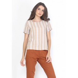Veyl Women - Franny Top - Brown