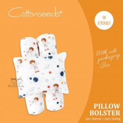 Cottonseeds - Pillow Bolster - The Astronout