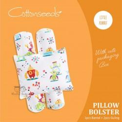 Cottonseeds - Pillow Bolster - Little Robbot