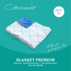 Cottonseeds - Blanket - Clyde The Seal