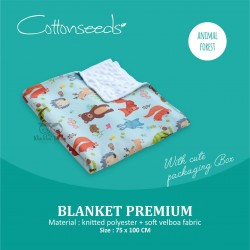 Cottonseeds - Blanket - Animal Forest