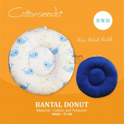 Cottonseeds - Bantal Donut - In The Sea