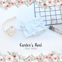 Carter's Pant - Short White