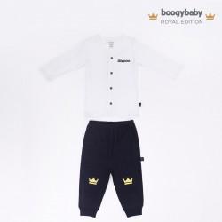 Boogy Baby - Long Top + Trousers BOY - Royal Edition
