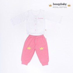 Boogy Baby - Long Top + Trousers GIRL - Royal Edition