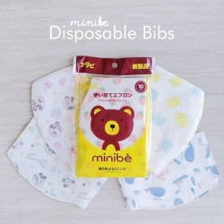 Flavi Minibe - Disposable Bibs - Minnie
