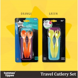 Tommee Tippee - Travel Cutlery Set