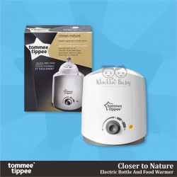 Tommee Tippee - Closer to Nature Electric Bottle and Food Warmer