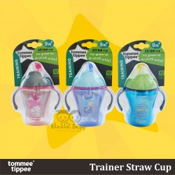 Tommee Tippee - Trainer Straw Cup