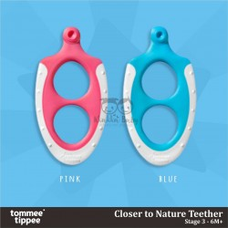 Tommee Tippee - Closer to Nature Teether - Stage 3 6M+