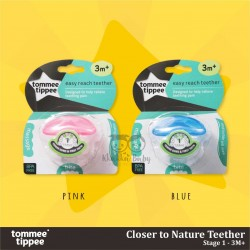 Tommee Tippee - Closer to Nature Teether - Stage 1 3M+