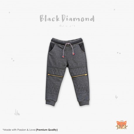 Little Jack - Black Diamond Pant