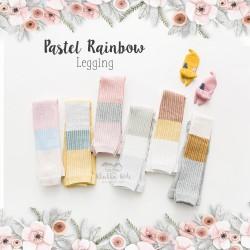 Pastel Rainbow Legging