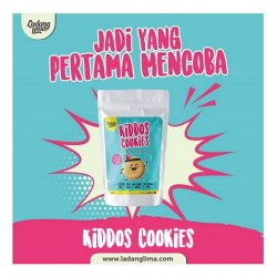 Ladang Lima - Kiddos Cookies 120Gram