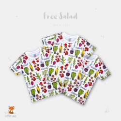 Little Jack - Free Salad T-Shirt