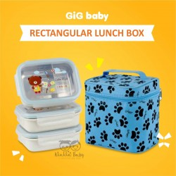 GiG baby - Rectangular Lunch Box