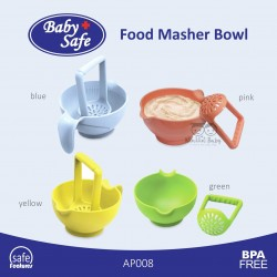 Baby Safe - Food Masher Bowl - AP008