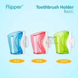 Flipper - Toothbrush Holder Basic - Blue