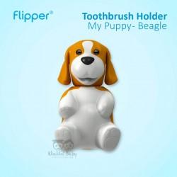 Flipper - Toothbrush Holder My Puppy - Beagle