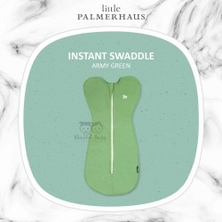 Little Palmerhaus - Instant Swaddle - Army Green