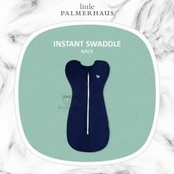 Little Palmerhaus - Instant Swaddle - Navy