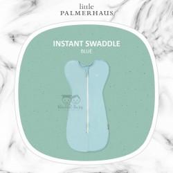 Little Palmerhaus - Instant Swaddle - Blue