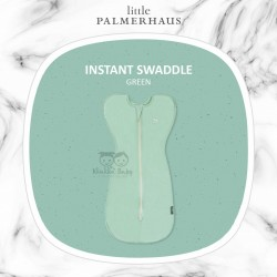 Little Palmerhaus - Instant Swaddle - Green