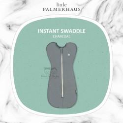 Little Palmerhaus - Instant Swaddle - Charcoal
