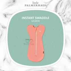 Little Palmerhaus - Instant Swaddle - Salmon