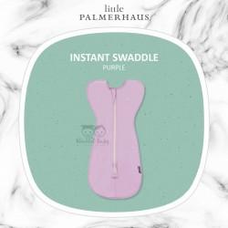 Little Palmerhaus - Instant Swaddle - Purple