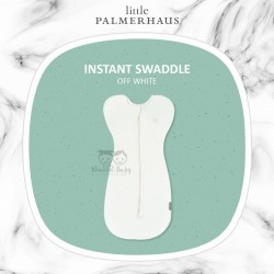 Little Palmerhaus - Instant Swaddle - White
